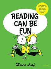 Reading Can Be Fun by Munro Leaf c2004, Hardcover, VGC, We Combine Shipping