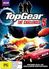 Top Gear: The Challenges Volume 5 DVD R4