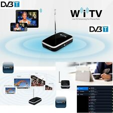 Decoder Ricevitore Digitale Terrestre DVB-T WIFI TV per Android iPhone iPad iOS