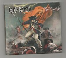 iced earth - the reckoning sealed cd