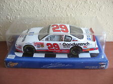 2001 Kevin Harvick #29 GM Goodwrench Service Plus Chevy 1/24 Winners Circle