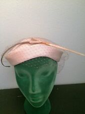 1930s/40s vintage Hat  with an unsual feather