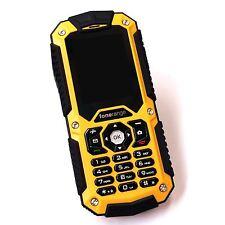 Robuste TéléPhone Rigide Dual Sim Débloquée étanche IP67 Anti-poussière