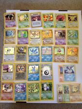 Pokemon 50 card lot. 20 Holo/1st Edition Guaranteed. Wotc 1999-2016