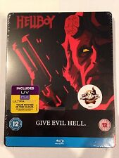 Hellboy - Steelbook Edition - Region Free