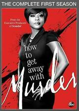 HOW TO GET AWAY WITH MURDER: Season 1, (DVD, 2015 - 4 Disc Set) Viola Davis ...