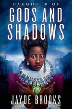 Daughter of Gods and Shadows-ExLibrary