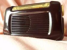 Rara Antica RADIO EPOCA Comodino MARELLI RD 120 Fido del 1951 Ottima FUNZIONANTE