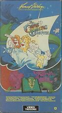 The Care Bears Movie (1990 VHS Tape)