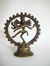 Bronze Shiva Skulptur Hinduismus