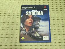 Syberia für Playstation 2 PS2 PS 2 *OVP*