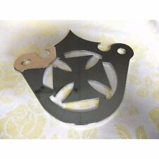 NEW Yamaha Dragstar V-Star 650 1100 Chrome Maltese Cross Swingarm Cover