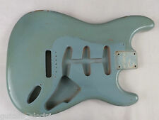 Relic AGED 1961/63 Vintage STRATOCASTER DAPHNE BLUE Nitro Replacement Strat Body