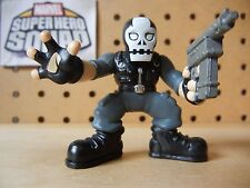 Marvel Super Hero Squad RARE CROSSBONES Cross Bones from Avengers Attack Pack