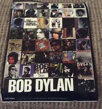 Bob Dylan -Time Out of Mind- Rare Promotional Sticker Sheet -1997
