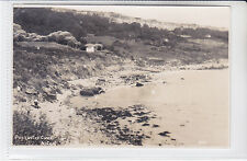 RARE VINTAGE 1954 POSTCARD PUCKASTER COVE, NITON, ISLE OF WIGHT