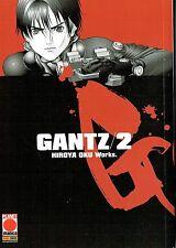 GANTZ  2 di H.Oku Nuova Edizione ed.Panini