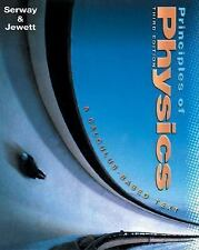 Principles of Physics by Raymond Serway, 3rd Edition (Hardcover)