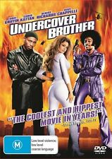 Undercover Brother (DVD, 2013)