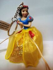 Snow White Gown Keychain Ornament NEW WDW