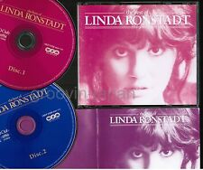 LINDA RONSTADT The Best of JAPAN Mail Order-Only 2CD FWCP-41558~9 w/BOOKLET NM