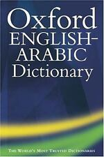 The Oxford English-Arabic Dictionary of Current Usage (1972, Hardcover)