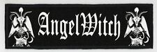 ANGEL WITCH SUPERSTRIP PATCH / SPEED-THRASH-BLACK-DEATH METAL