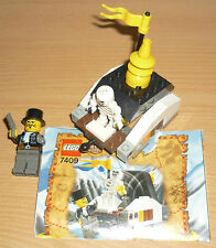 Lego Orient Expedition 7409 Skelett mit Versteck v. 2003 + OBA