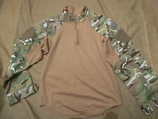 UBAC UBACS UNDER BODY ARMOUR COMBAT SHIRT MTP MULTICAM s small cadet UKSF