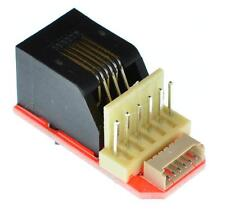 Microchip PIC to ICSP adapter for MPLAB Pickit, ICD, RJ11 breakout board,eLabGuy