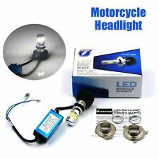 H4 - RTD 6 LED 35w M02E HID Head Light 3500 lm For Royal Enfield Battle Green