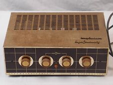 '57 STROMBERG CARLSON  Mono Tube Amplifier Integrated 20 Watt AMP Super WORKS!