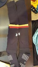2 Pair Under Armour Allsport Over The Calf Socks Medium Mens Womens Soccer OTC