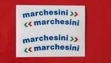 DUCATI/MV AGUSTA - MARCHESINI  DECALS BLUE /CLEAR/TRICOLOUR DIRECTION