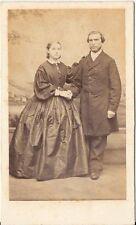 CDV photo Feines Paar - Österreich um 1870