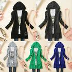 Womens Casual Long Sleeve Cardigan Knit Tops Knitwear Sweater Coat Long Outwear