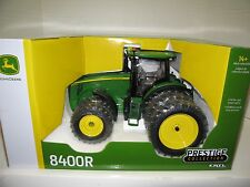 1/16 JOHN DEERE 8400R MFWD DUALS & TRIPLES PRESTIGE COLLECTION NIB