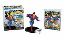 Superman : Collectible Figurine and Pendant Kit by Donald Lemke (2013, Kit)