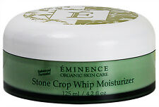 Eminence Stone Crop Whip Moisturizer 4.2oz Prof Normal Dry Pigmented Skin Fresh