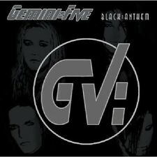 Black Anthem - Gemini Five (2006, CD NIEUW)