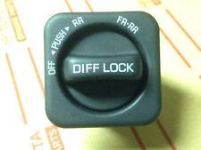 NEW Genuine Toyota Land Cruiser Lexus LX450 Diff lock switch 1995-1997