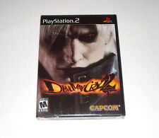 Devil May Cry 2 Playstation 2 PS2 Game 2003 Brand New Factory Sealed Black Label