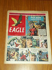 EAGLE #15 VOL 3 JULY 18 1952 BRITISH WEEKLY DAN DARE SPACE ADVENTURES*