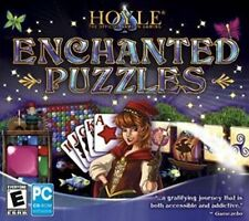 HOYLE ENCHANTED PUZZLES  200+ Levels with 9 different game types  XP Vista 7 8