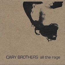 All The Rage, Cary Brothers, New EP