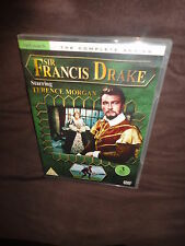Sir Francis Drake Complete Series (DVD, 3-Disc Set) Terence Morgan