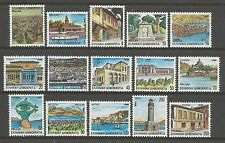 GREECE. 1990. Prefecture Capitals (2nd Series) Set. SG: 1848A/62A. MNH.