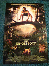 THE JUNGLE BOOK - WALT DISNEY MOVIE POSTER (1994)