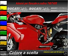kit adesivi compatibile per ducati 749 decals stickers ducati 749S