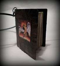Led Zeppelin Stairway To Heaven Entire Song Lyrics Book Pendant Handmade